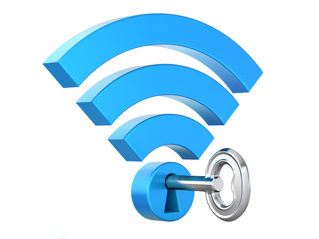 Beveilig je Wi-Fi netwerk
