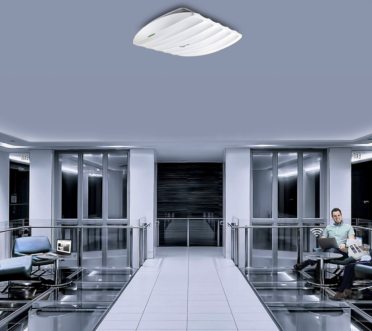 WiFi voor kantoren