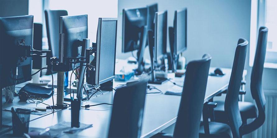 Kantoornet of bedrijfsnetwerk databekabeling en ict beheer