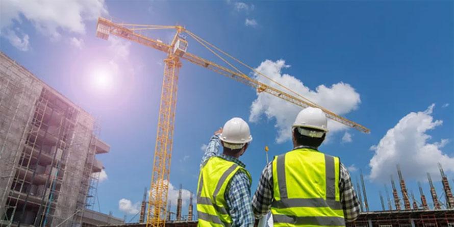 databekabeling en netwerk aanleg voor bouwbedrijven en aannemer